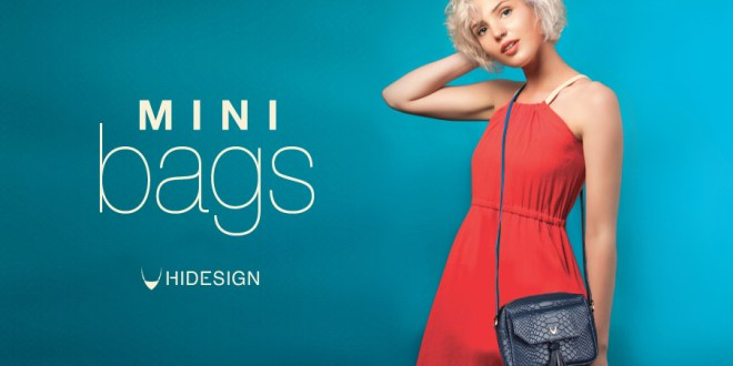 Mini Bags by Hidesign