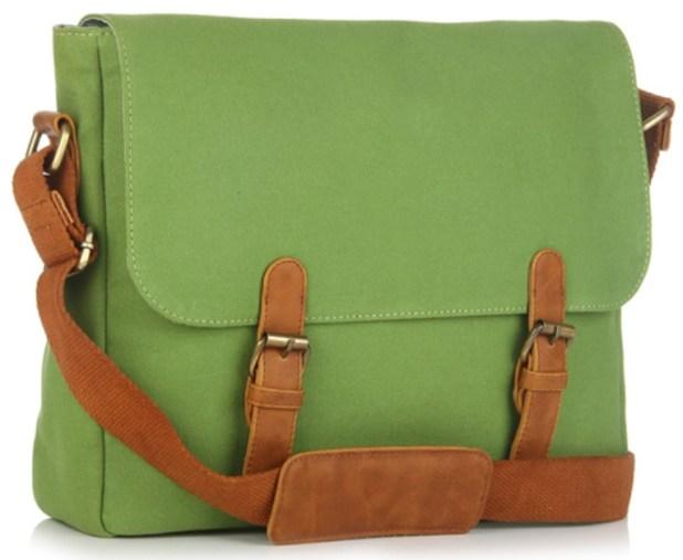 Canvas Laptop Bag