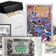 Comic collection Supplies