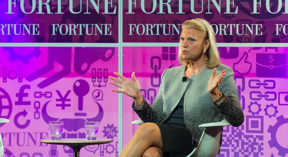 Troca no comando da IBM