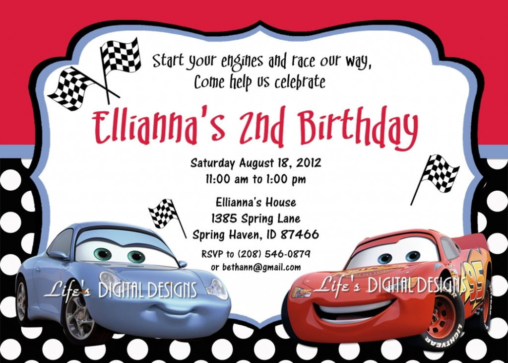 Make Birthday Invitation Cards Online Free