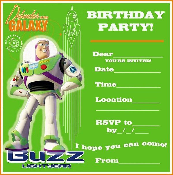 Free Kids Birthday Invitations Bagvania FREE Printable Invitation Template