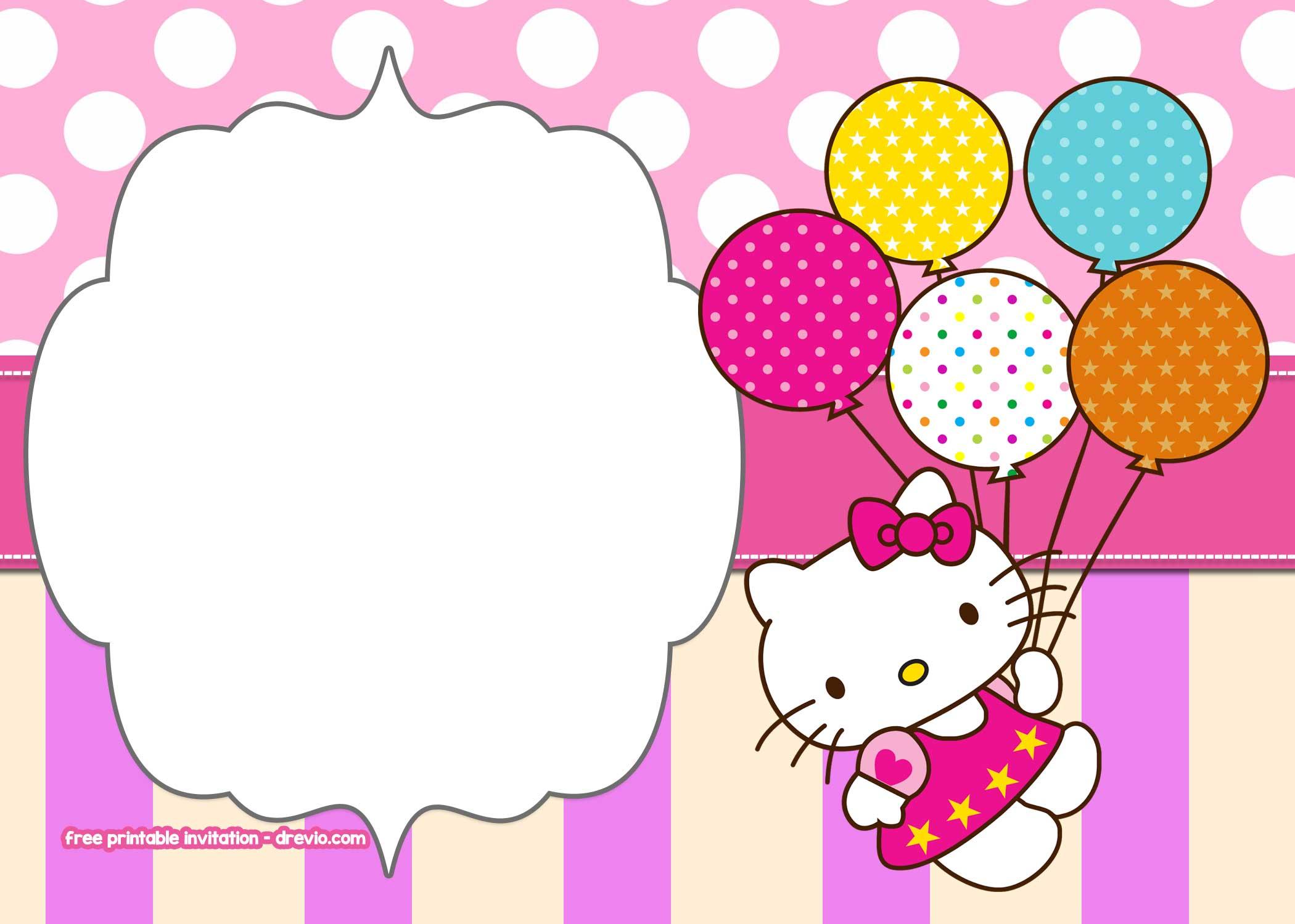 2nd birthday invitations free