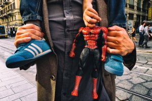 10-Spiderman-Impiccato