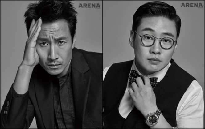 Lee sun kyun aha joe hong translated english interview