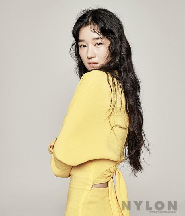 서예지 Interview