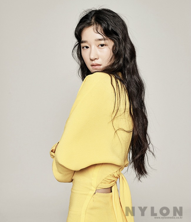 서예지 Interview