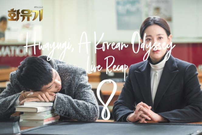 Hwayugi a korean odyssey live recap episode 8 drama milk bahdoo korean drama live recap stopboris Choice Image