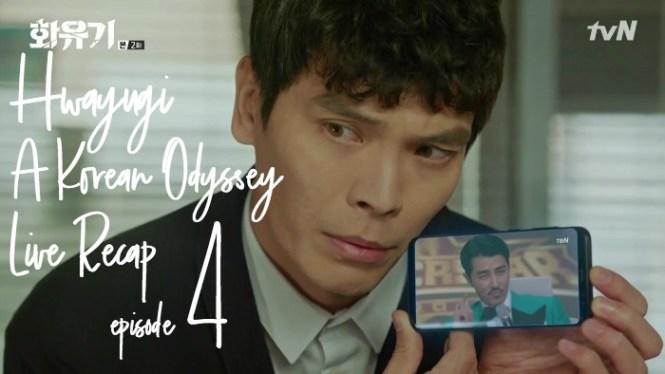 Live Recap Korean Drama Hwayugi