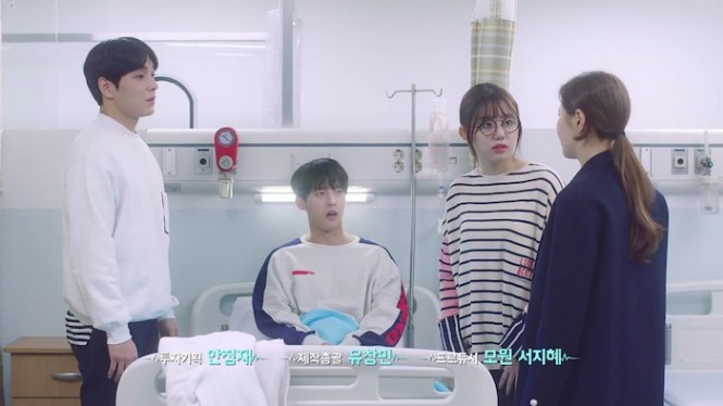Web Drama Recap Unexpected Heroes ep 3