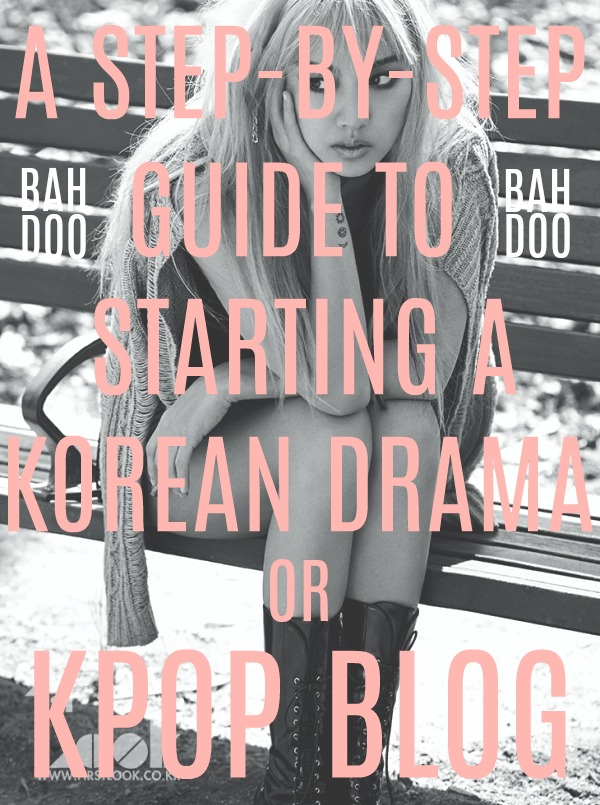 How To Easy Start Korean Kpop Blog Beginner