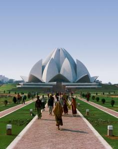 La communauté bahá'íe d'Inde a organisé un symposium sur le rôle de la religion dans la promotion de l'unité dans la diversité ; cet évènement a eu lieu à la maison d'adoration à New Delhi, le 29 juin 2017.