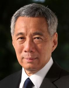 Lee Hsien Loong, Premier ministre de Singapour (Crédit photo : ministère des Communications et de l'information)