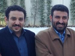 Akram Ayyash (à gauche) et Walid Ayyash (à droite). Akram Ayyash a été arrêté le 22 de ce mois à Sanaa. Walid Ayyash a été enlevé en avril 2017.