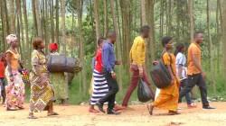 Trois nouveaux courts-métrages complémentaires à « Un cercle grandissant » ont été mis à disposition aujourd'hui sur Bahai.org. Cette scène montre des personnes d'une communauté de la République démocratique du Congo, l'une des régions illustrées dans le documentaire.