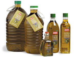 Badia Olive Oil Wins Gold Award