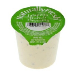 Ranch Jalapeno Dressing Cup
