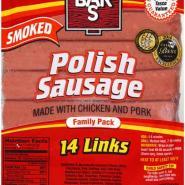Sausage Pork Polish