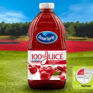 100% Juice Cranberry Cherry