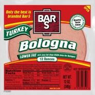 Turkey Bologna Slice
