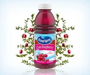Cran•Raspberry Cranberry Raspberry Juice Drink