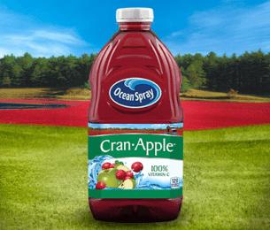 Cran•Apple™ Cranberry Apple Juice Drink