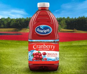 Juice Cranberry Cocktail