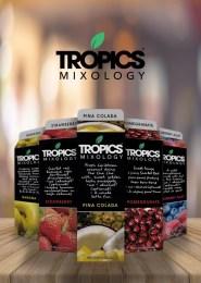 Tropics Mix Rum Runner