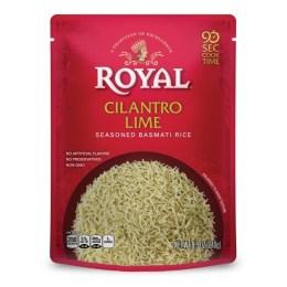 Royal Cilantro Lime Basmati Rice