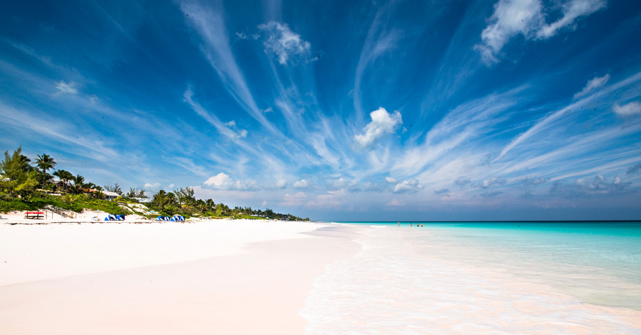 Harbour Island Bahamas and Pink Sands Beach.