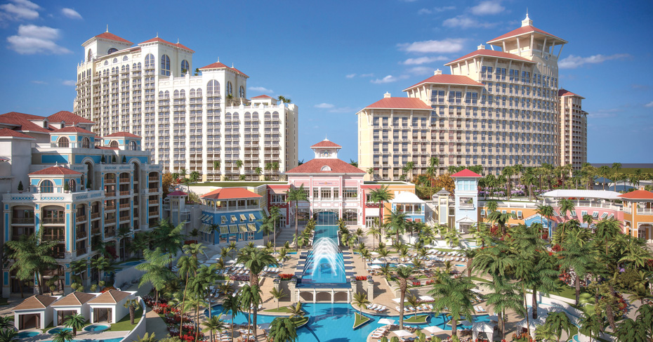 The Baha Mar Resort in Nassau Bahamas - things to do in Nassau Bahamas. Fly to Nassau with Bahamas air tours on a private Bahamas air charter from Florida and Miami.