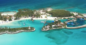 Things to do in Nassau Bahamas; Blue Lagoon where you can swim with dolphins. Explore New Proivdence Island on a Bahamas Tour or Bahamas Day Trip with Bahamas Air Tours who provide private Bahamas Air charter services.