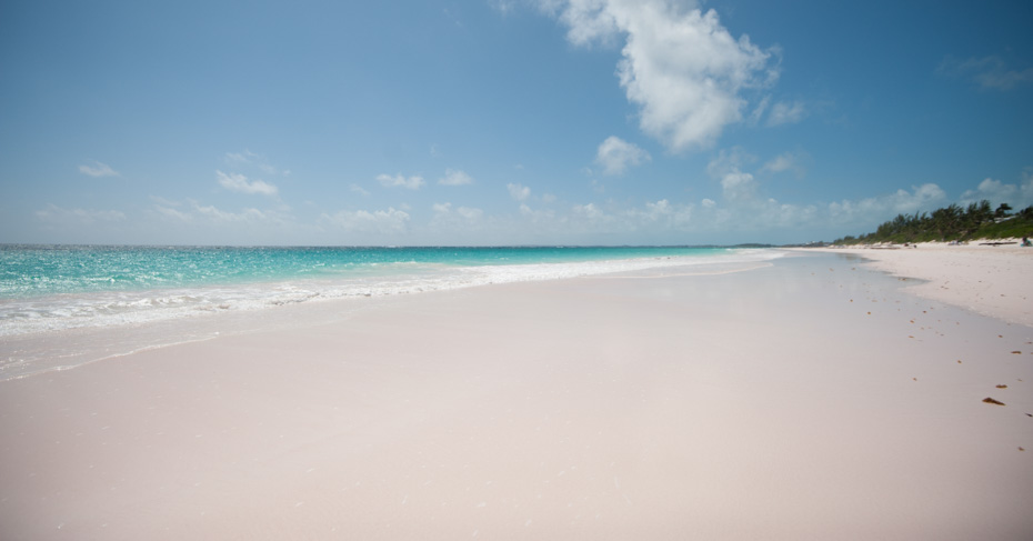 Take a day trip to Bahamas and relax on the Pink Sands Beach found on Harbour Island Eleuthera Island. These unique one day trip to Bahamas from Miami with Bahamas Air Tours.