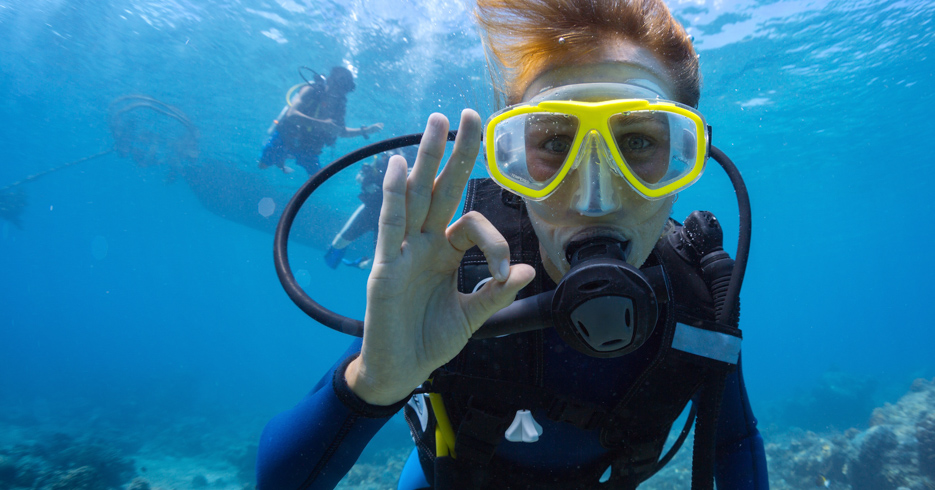 Scuba Diving the Bahamas: The best diving in the Caribbean