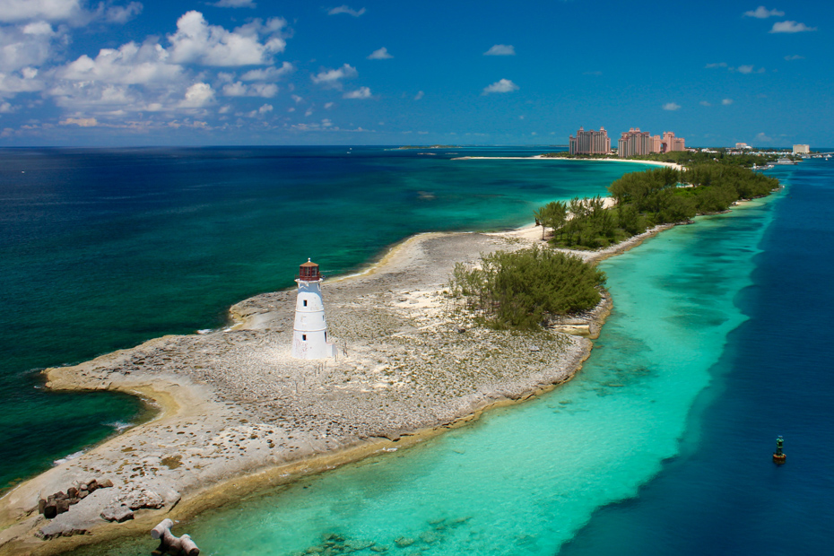 Best beaches in Nassau for cruisers and the best public beaches in Nassau Bahamas