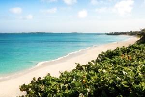 Cabbage Beach Bahamas Nassau