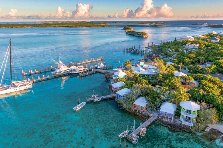Why Staniel Cay is the Jewel in the Crown of the Bahamas