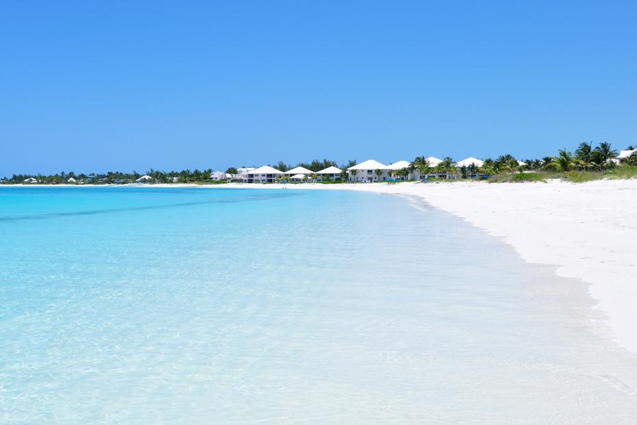 Treasure cay Bahamas Beach