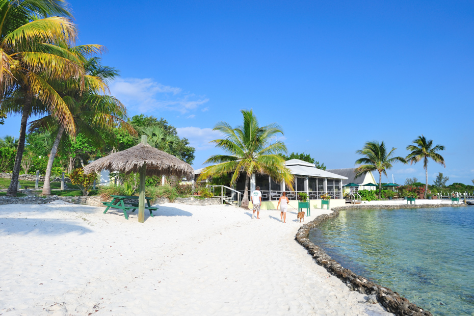The Best Bahamas Resorts -- Green Turtle Club Resort. Best Bahamas Family Resorts, best hotels bahamas, and exuma Bahamas hotels