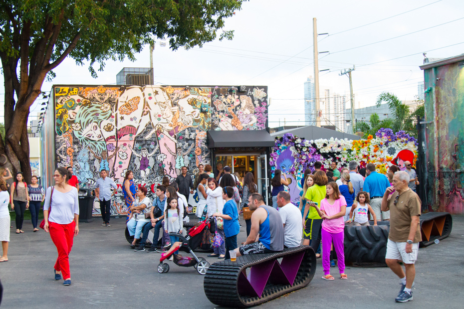 Art Murals at Wynwood in Miami Florida Attractions and the Best Things to do in Florida