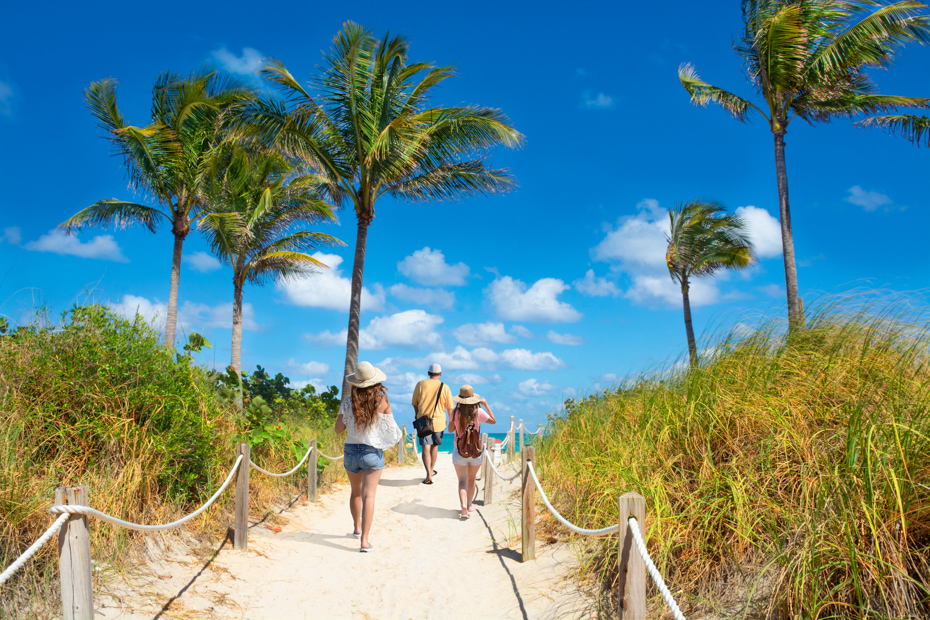Hunt down the best beaches in Florida and check off all the things to do in South Florida on your vacation.