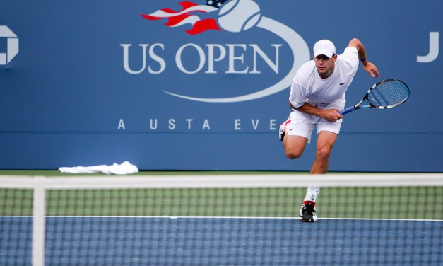 Andy Roddick To Co-Star in the 2011 Mark Knowles Celebrity Tennis Invitational