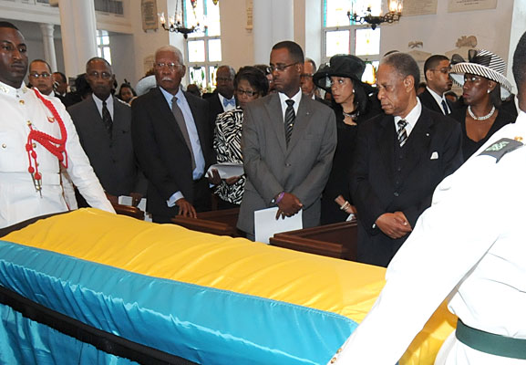 Esther Rolle Funeral Viewing