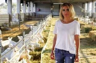 Baltalı Sütün sahibi Funda Özer Baltalı