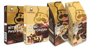 Pakmaya Parça Çikolata