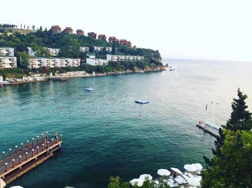 Bayramoğlu İş Bankası Yelkenkaya Tesisleri manzara