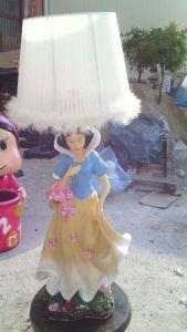 Pamuk Prenses Abajur