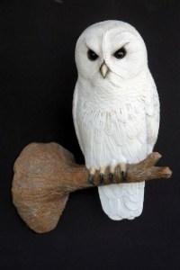 Baykuş Heykeli