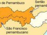 mapa sertão pernambuco