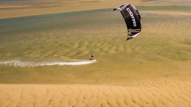 A praia de Tatajuba é uma das mais encantadoras do Ceará